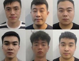 """Triệt phá nhóm người Trung Quốc hoạt động """"tín dụng đen"""" qua App"""