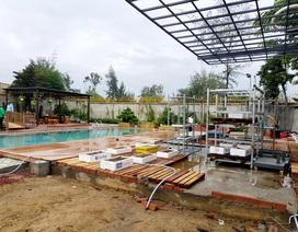 Xử lý xây nhà không phép ở Làng Đại học Đà Nẵng