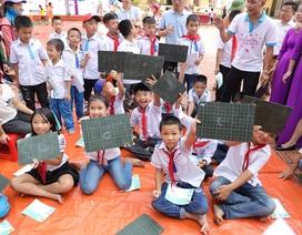 Thêm 20 trường Tiểu học tại Nghệ An hưởng lợi từ việc trang bị tủ sách trong nhà trường