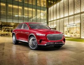 Mercedes-Maybach GLS hẹn ngày ra mắt