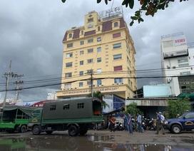 Cảnh sát phong tỏa trụ sở, bắt tạm giam Chủ tịch HĐQT Công ty địa ốc Alibaba