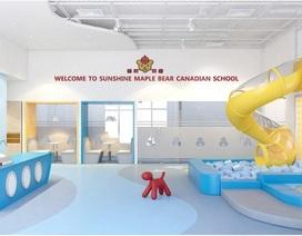 Sunshine Maple Bear cơ sở thứ 2 sắp khai trương tại Sunshine Riverside