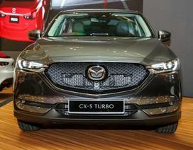 Mazda CX-5 tại Malaysia có bản Turbo, giá từ 980 triệu đồng
