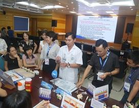 Tập huấn nâng cao điều trị đái tháo đường cho 50 bác sỹ nội tiết khu vực miền Bắc tại bệnh viện Bạch Mai