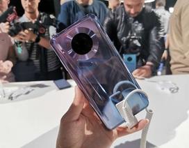 Huawei ra mắt Mate 30/30 Pro, cụm 4 camera, giá từ 20 triệu đồng