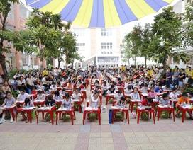11 năm đồng hành cùng ước mơ của trẻ em Việt Nam