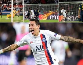 PSG 3-0 Real Madrid: Cú đúp của Di Maria