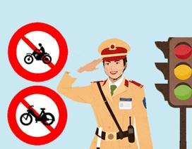 Tốc độ tối đa cho phép của môtô và xe gắn máy là bao nhiêu?