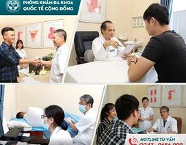 Đa khoa Quốc tế Cộng Đồng: Bệnh nhân không còn sợ trĩ!