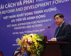"""Bộ trưởng Nguyễn Chí Dũng thẳng thắn chỉ ra """"khiếm khuyết"""" của kinh tế Việt Nam"""