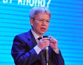 """Tiến sĩ Nguyễn Sỹ Dũng: Bộ máy Việt Nam giống """"con nhộng"""" mới """"lột xác một nửa"""""""