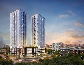 """Dự án """"nhà cao cửa rộng"""" tại Thanh Xuân gấp rút hoàn thiện những hạng mục cuối"""