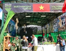 Việt Nam tham dự Hội thao quân sự quốc tế lần thứ V-2019 tại LB Nga