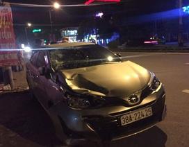 Nghi vấn Chủ nhiệm UBKT Đảng ủy có hơi men lái ô tô gây tai nạn