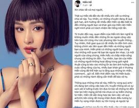 Hiền Hồ lên tiếng về tin đồn yêu cầu thủ Quang Hải