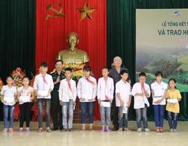"""Thanh Hóa: 5 năm, hơn 7.000 học sinh nhận học bổng """"Vì em hiếu học"""""""