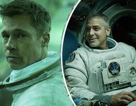 """Hóa ra Brad Pitt cũng """"so kè"""" với Geroge Clooney"""