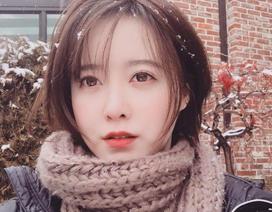 Goo Hye Sun xuất viện, gửi lời cảm ơn người hâm mộ