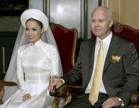 Thu Minh lần đầu hé lộ ảnh cưới