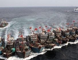 Philippines cáo buộc Trung Quốc dùng đội tàu cá giám sát Biển Đông