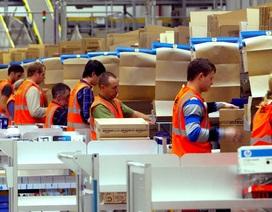Một tuần đăng tuyển, Amazon nhận được 18 hồ sơ xin việc/phút