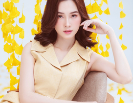 """""""Rung rinh"""" với vẻ đẹp của hoa hậu Đặng Thu Thảo"""