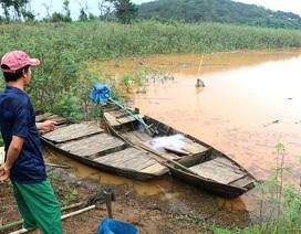 Ba học sinh đuối nước thương tâm tại hồ thuỷ điện