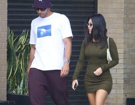 Kourtney Kardashian tái ngộ bồ kém 14 tuổi