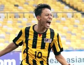 Sao trẻ Malaysia sang Bỉ thi đấu, có cơ hội so tài với Công Phượng