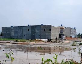 """Hàng trăm ha đất cấm bị """"xẻ thịt"""": 454 giấy phép xây dựng """"hô biến"""" thành 2.200 căn nhà!"""