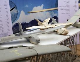 """Iran bất ngờ khoe dàn """"chiến lợi phẩm"""" máy bay không người lái của Mỹ"""