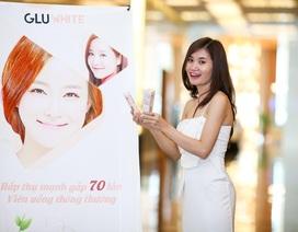 Viên sủi trắng da GluWhite - thực phẩm giúp hỗ trợ bảo vệ làn da của chị em phụ nữ sau 30