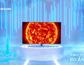 TV Samsung trải qua 145 bài kiểm tra trước khi xuất xưởng