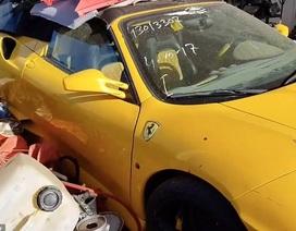 """Hàng loạt siêu xe bị bỏ hoang, vứt như """"rác"""" giữa trời Dubai giàu có"""