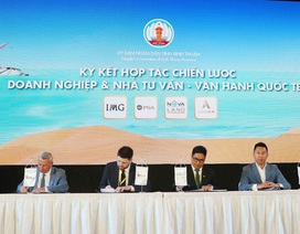 Đồng hành cùng chiến lược phát triển du lịch Bình Thuận