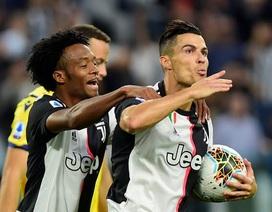 C.Ronaldo tỏa sáng, Juventus tìm lại mạch chiến thắng