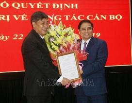 Bộ Chính trị chuẩn y tân Bí thư tỉnh uỷ Sơn La