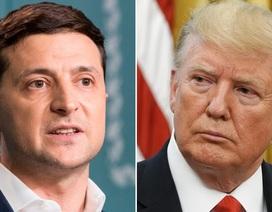 Vừa nhậm chức, Tổng thống Ukraine đã lâm vào thế khó với Tổng thống Mỹ