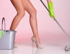 Dịch vụ dọn nhà khỏa thân gây nhiều tranh cãi