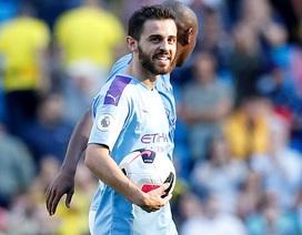 Đội hình tiêu biểu vòng 6 Premier League: Dưới gót chân chàng Silva