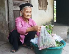 Cụ bà 83 tuổi đạp xe lên xã quyết xin ra khỏi hộ nghèo