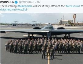 Quân đội Mỹ xin lỗi vì dọa dùng máy bay ném bom xua đuổi người dân ở khu tuyệt mật
