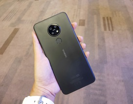 Nokia 7.2 có mặt tại Việt Nam với 3 camera sau, giá 6,2 triệu đồng
