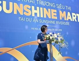 Sunshine Group khai trương siêu thị Sunshine Mart: Thêm một địa chỉ mua sắm mới cho cư dân Tây Hồ Tây