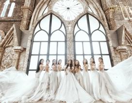 Fairytale Bridal by Đỗ Hương Ly gây sốt với những thiết kế váy cưới đẹp mơ màng