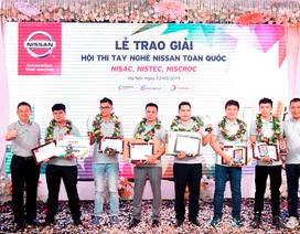 Nissan Việt Nam nâng cao đào tạo nhân viên trình độ cao