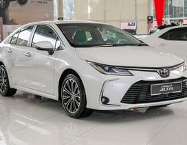 """Toyota Altis 2020 tiếp tục """"khuấy đảo"""" thị trường ASEAN"""