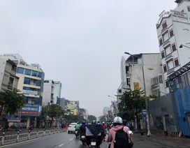 TPHCM dày đặc sương mù độc hại