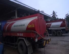 Phát hiện đường dây sản xuất, buôn bán dầu DO giả quy mô lớn liên tỉnh