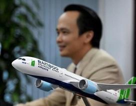 """Tính IPO Bamboo Airways, đại gia Trịnh Văn Quyết """"lộ"""" tham vọng lớn"""